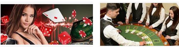 Ragam jenis permainan judi live casino di agen Sbobet